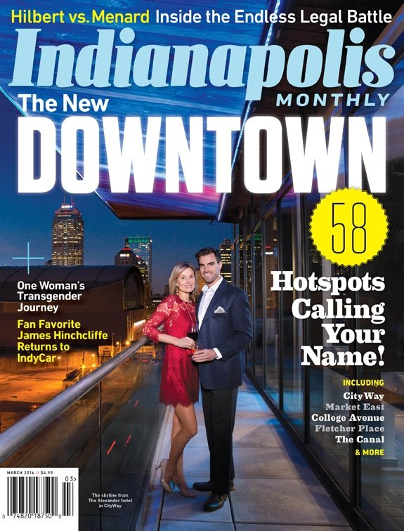March 2016 Cover - The New Downtown