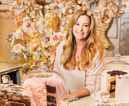 Gwendolyn Rogers at The Cake Bake Shop